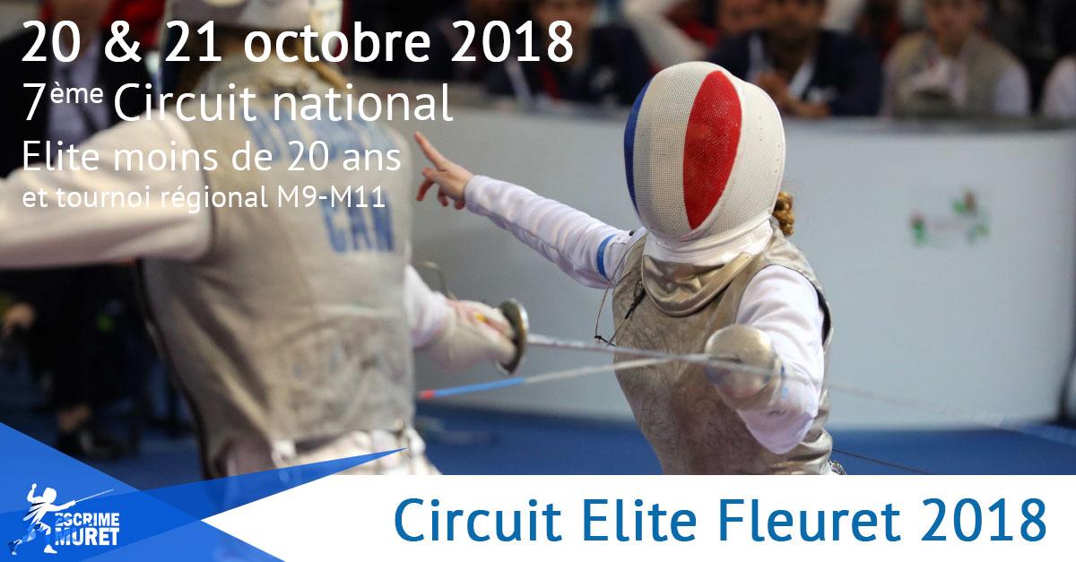 Circuit Elite 2018 et tournoi régional M9-M11