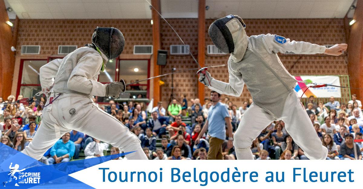 Tournoi Belgodère au Fleuret 2019